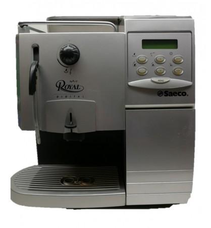 saeco royal digital kaffeevollautomat kaffeemaschine mit mahlwerk enzocaffe. Black Bedroom Furniture Sets. Home Design Ideas